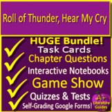 Roll of Thunder, Hear My Cry Unit Novel Study