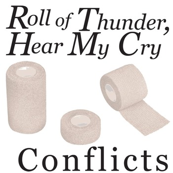 ROLL OF THUNDER, HEAR MY CRY Conflict Graphic Organizer -