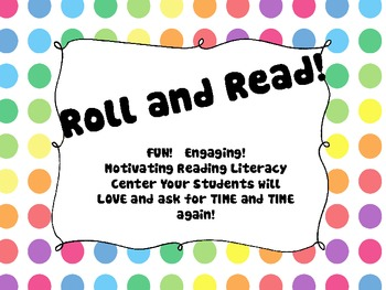 ROLL and READ /aw/