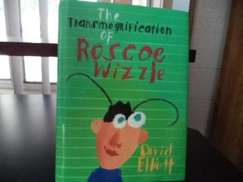 ROSCOE WIZZLE   ISBN 0-7636-1173-5