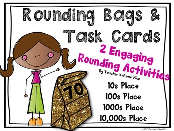 ROUNDING BAGS & ROUNDING TASK CARDS