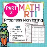 Math RTI