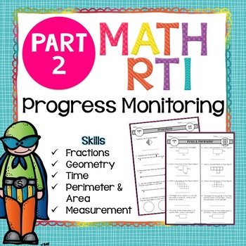 Third Grade Math RTI - Part 2
