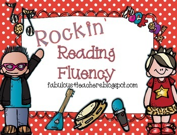 RTI Rockin Reading Fluency
