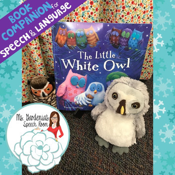 RTI/Speech and Language Companion: The Little White Owl