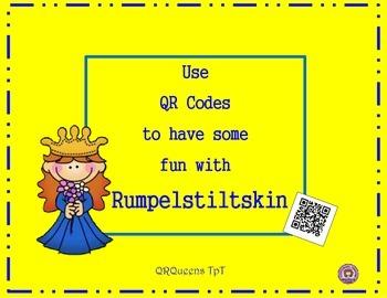 RUMPELSTILTSKIN w/ QR CODES & LINKS (FACT OR FICTION)