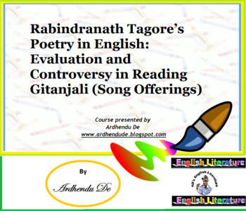 Rabindranath Tagore's Poetry : Controversy in Reading Gita