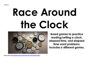 Race Around the Clock