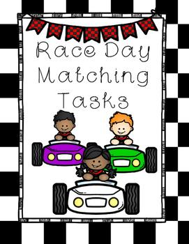 Race Day Matching Tasks