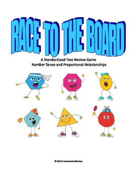 Race To The Board / A Unit Review Game