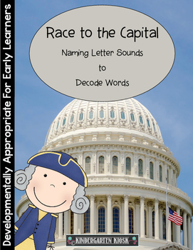 Race To The Capital: Naming Letter Sounds to Decode Words