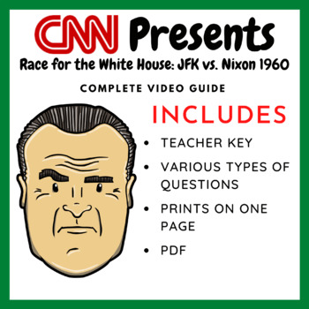 Race for the White House: JFK vs. Nixon 1960 - Complete Vi