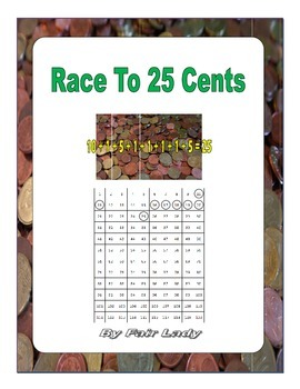 Race to 25 Cents