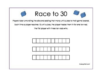 Race to 30