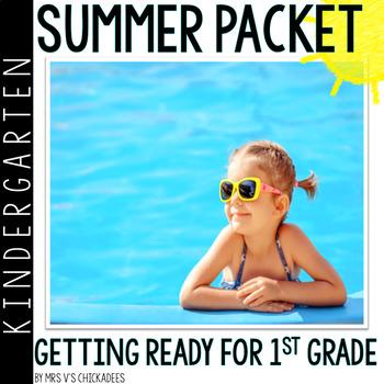 Race to First! (Grade) : Kindergarten Summer Packet