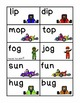 Race to Reading Fluency Board Game