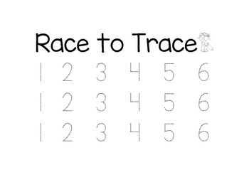 Race to Trace 1-6