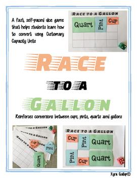 Race to a Gallon
