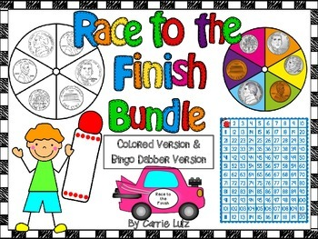 Bundle Race to the Finish ~ Money Games