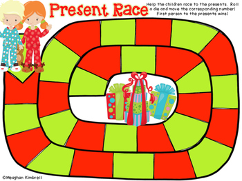 Race to the Presents!