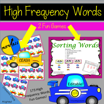 Racecar High Frequency Games