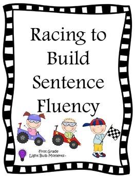 Racing to Build Sentence Fluency