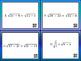 Radical Equation Task Cards