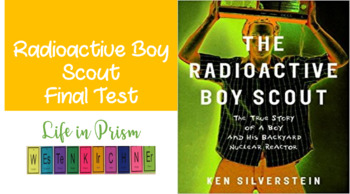 Radioactive Boy Scout Final Test