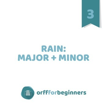 Rain: Learning about Major and Minor