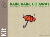 Rain, Rain, Go Away (s-m) Kit ☂