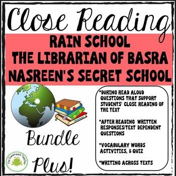 Engage NY Module 1 Rain School, Librarian of Basra, Nasree