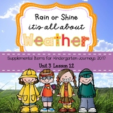 Rain or Shine All About Weather Journeys 2014