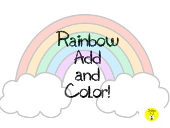 Rainbow Add and Color