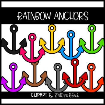 Rainbow Anchors