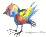 Rainbow Animals in Watercolor
