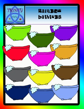 Rainbow Bathtubs