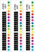 Rainbow Binder Cover (Editable)