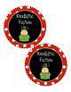 Rainbow Book Bin Labels, Fountas & Pinnell