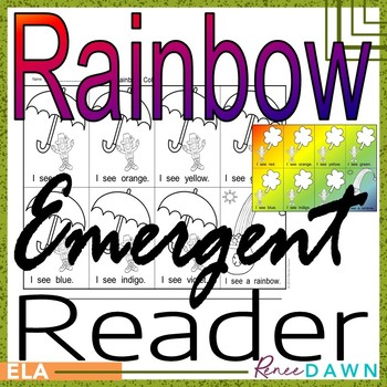 Rainbow Colors - Rainbow Lesson and Printables