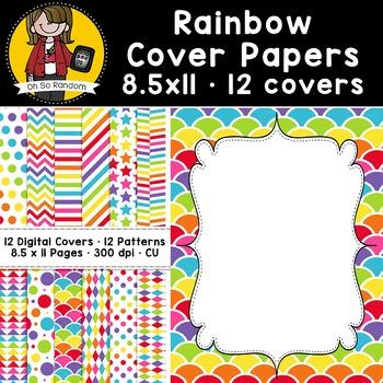 Rainbow Covers Set 1 (CU)