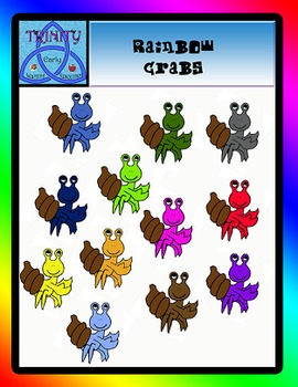 Rainbow Crabs