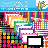 Rainbow Dots Pack