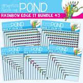 Rainbow Edge It Borders Mini Pack 3