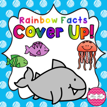 Rainbow Facts Cover Up! Under The Sea Theme