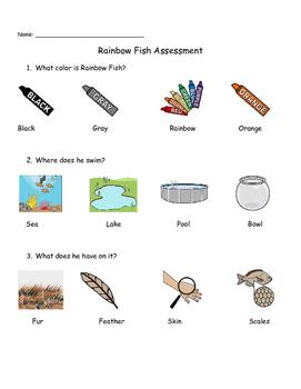 Rainbow Fish Assessment