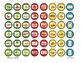 Rainbow Food Activity Card