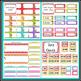 Rainbow Kids Classroom Decor - EDITABLE