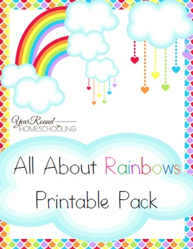 Rainbow Learning Pack (Middle School)