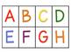 Rainbow Letters: A Letter Recognition Activity