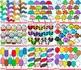 Rainbow Objects Clip Art Bundle